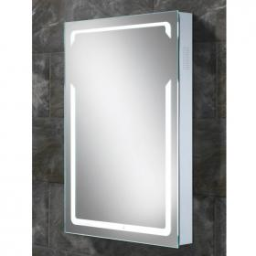 HIB Vibe LED Bluetooth Bathroom Mirror