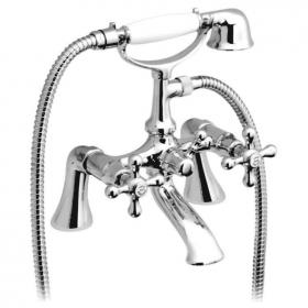 Vado Victoriana Bath Shower Mixer with Shower Kit