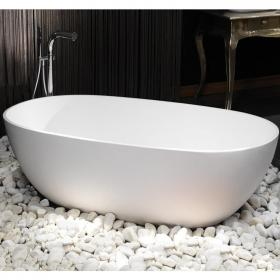 Photo of Waters Elements Cloud 1660mm Freestanding Bath