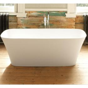 Waters Elements Haze 1700mm Freestanding Bath
