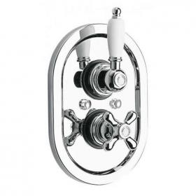 Vado Westbury Single Outlet Thermostatic Shower Valve