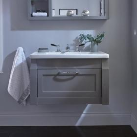Photo of Imperial Radcliffe Westbury Wall Hung Vanity Unit & Basin