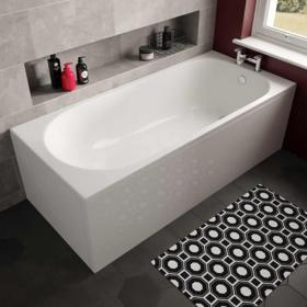 Photo of The White Space Arnold 1600 x 700mm Single Ended Bath
