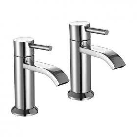 Photo of The White Space Fall Basin Pillar Tap