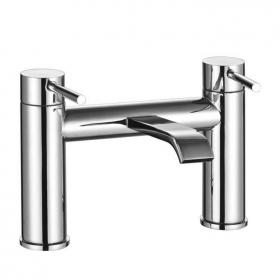 Photo of The White Space Fall Bath Filler
