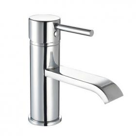 Photo of The White Space Fall Monobloc Basin Mixer