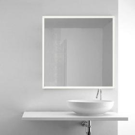 Photo of The White Space Frame 700mm LED Bathroom Mirror