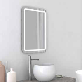 Photo of The White Space Indy 600 x 800 LED Bathroom Mirror