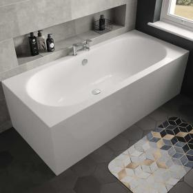 Photo of The White Space Magnus 1700 x 800mm Double Ended Bath
