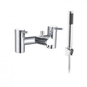 Photo of The White Space Pin Bath Shower Mixer