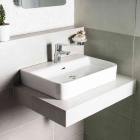 Photo of BagnoDesign X10 1 Tap Hole Countertop Basin