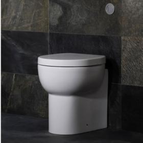 Roper Rhodes Zest 450mm Back To Wall WC & Seat