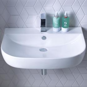 Roper Rhodes Zest 600mm Wall Hung Basin