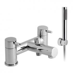 Vado Zoo Bath Shower Mixer with Shower Kit