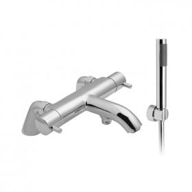 Vado Zoo Deck Mounted Bath Shower Mixer with Shower Kit