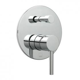 Vado Zoo Manual Shower Valve with Diverter