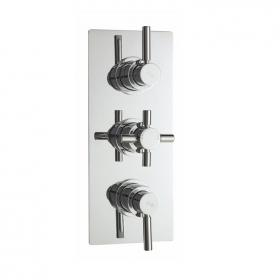 Hudson Reed Tec Pura Triple Shower Valve With Diverter