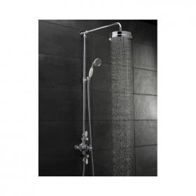 Photo of Hudson Reed Traditional Triple Shower Valve & Rigid Riser