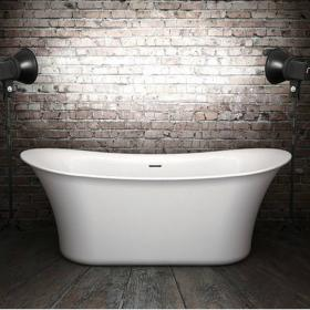 Charlotte Edwards 1800mm Admiralty Freestanding Bath
