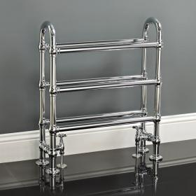 Phoenix Aemila Chrome Traditional Radiator
