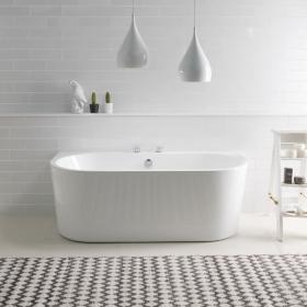 BC Designs Ancora 1640mm Acrylic Freestanding Bath