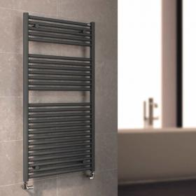 Mere Hugo2 Anthracite 600mm Radiator