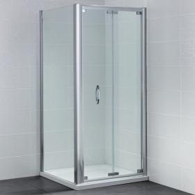 April Identiti Bifold Shower Door