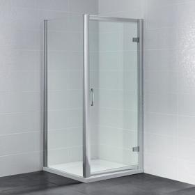 April Identiti Hinged Shower Door