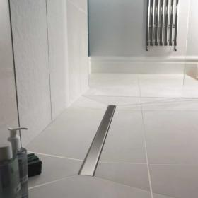 Impey Aqua-Dec Linear 1200 x 1200mm Wetroom Floor Former
