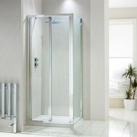 Aquaglass 4mm Drift Bifold Shower Door