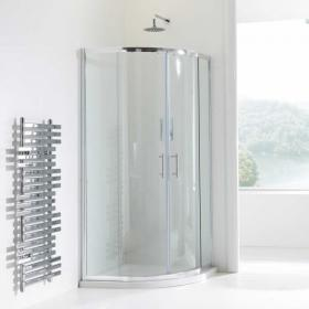 Aquaglass+ 8mm Drift Quadrant Shower Enclosure