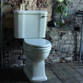 Photo of Arcade Open Back Close Coupled Toilet