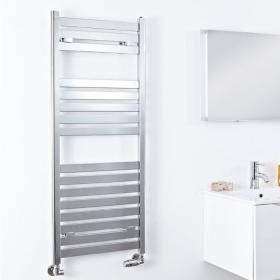 Phoenix Ascot 500mm Chrome Electric Radiator