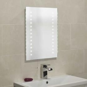 Roper Rhodes Atom LED Bathroom Mirror