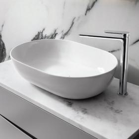 Bauhaus Avillas 600mm Countertop Basin