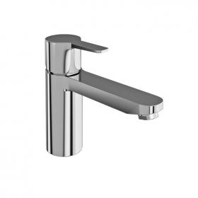 Britton Bathrooms Crystal Single Lever Monobloc Bath Filler