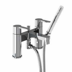 Britton Bathrooms Crystal Bath Shower Mixer