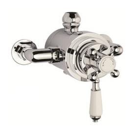 Ultra Beaumont Dual Exposed Thermostatic Valve