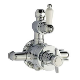 Ultra Beaumont Twin Exposed Thermostatic Valve