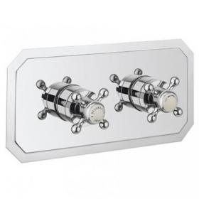 Crosswater Belgravia Crosshead Shower Valve 2 Way Diverter