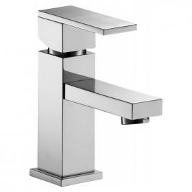 Pura Bloque Small Single Lever Basin Mixer