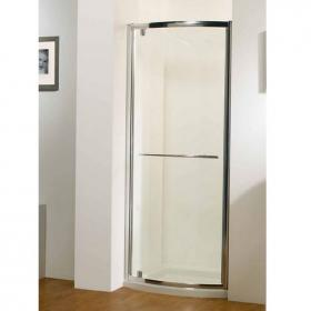 Kudos Original Bowed Pivot Shower Door & Tray