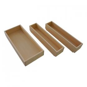 Roper Rhodes Pursuit Beech Storage Boxes