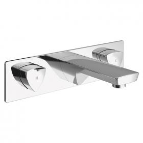 Photo of Bristan Bright Wall Mounted Bath Filler