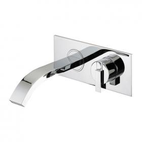 Photo of Bristan Chill Wall Mounted Bath Filler