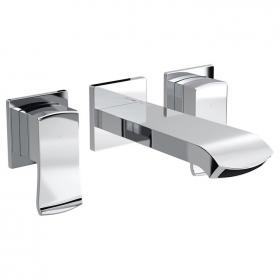 Photo of Bristan Descent Wall Mounted Basin Mixer