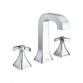 Photo of Bristan Glorious Three Tap Hole Basin Mixer