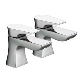Photo of Bristan Hourglass Basin Taps