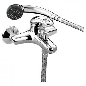 Photo of Bristan Java Wall Mounted Bath Shower Mixer