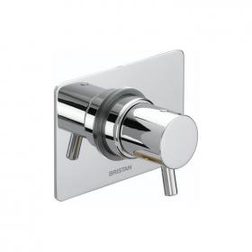 Photo of Bristan Prism Two Outlet Recessed Diverter